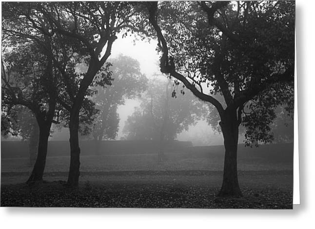 Greeting Card featuring the photograph Skc 0063 Atmospheric Bliss by Sunil Kapadia