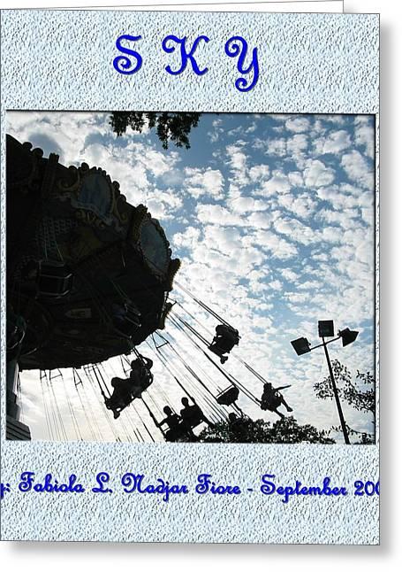 Sky #1 Greeting Card