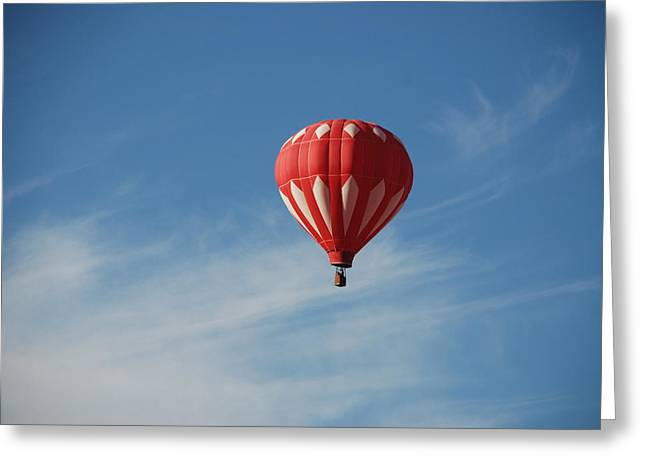 Sky Jewel  Greeting Card by Miguelito B