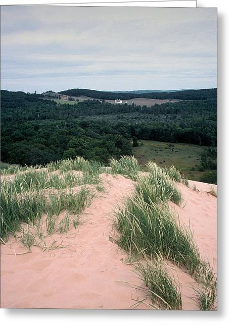 Sleeping Bear Dunes Greeting Card