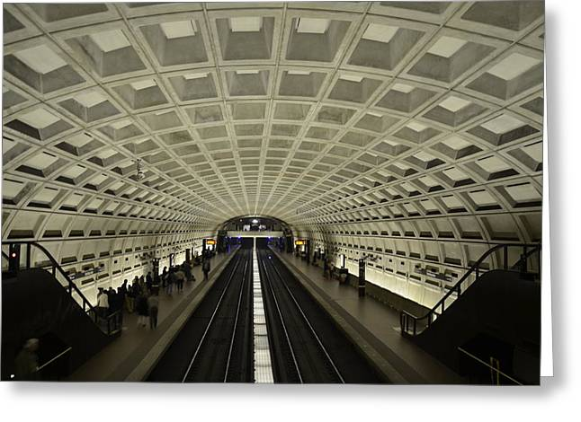 Smithsonian Station Greeting Card