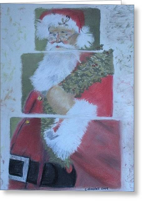 S'nta Claus Greeting Card