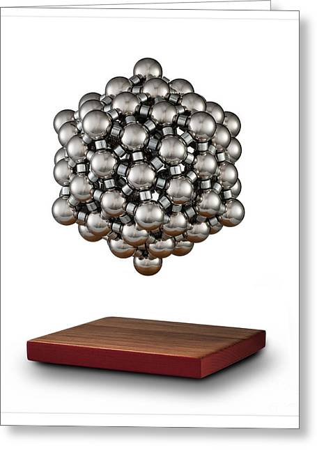Snub Dodecahedron Greeting Card