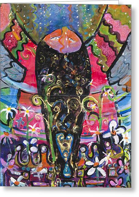 So Happy I Could Kiss The Sun Greeting Card