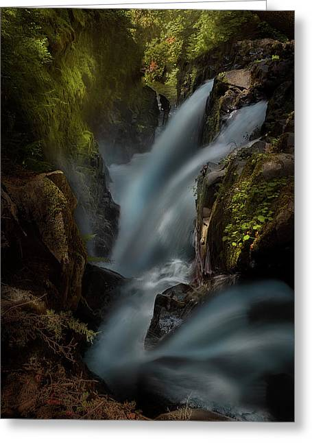 Sol Duc Greeting Card