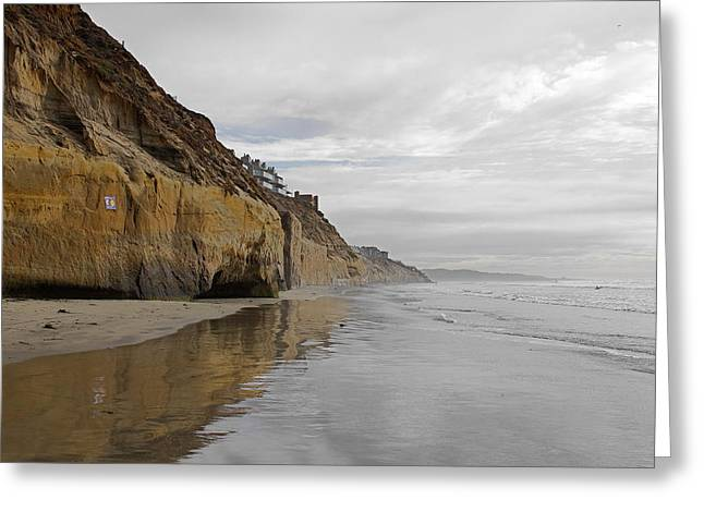 Solana Beach Greeting Card