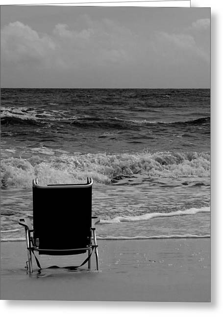 Greeting Card featuring the photograph Solitude by Tom DiFrancesca