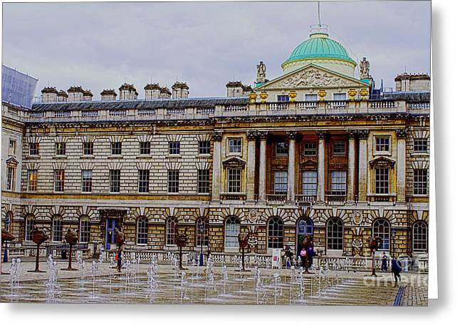 Somerset House Greeting Card