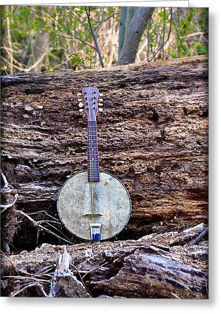 Songs From The Wood Greeting Card