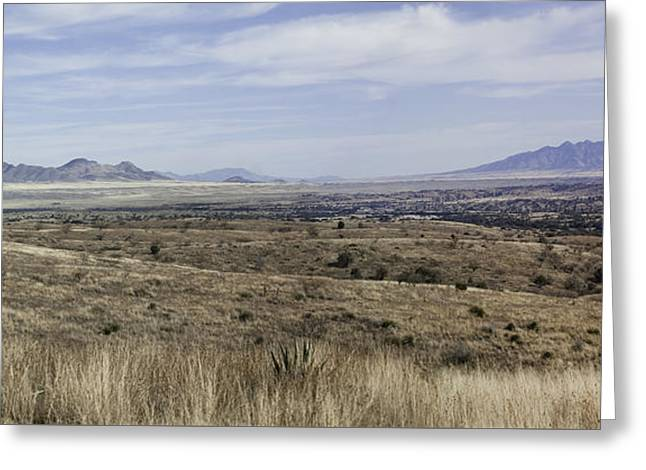 Greeting Card featuring the photograph Sonoita Arizona by Lynn Geoffroy