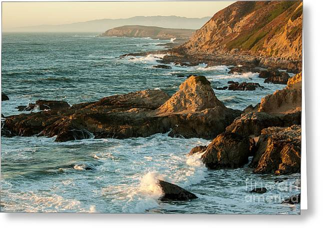 Sonoma Coast 1.7051 Greeting Card by Stephen Parker