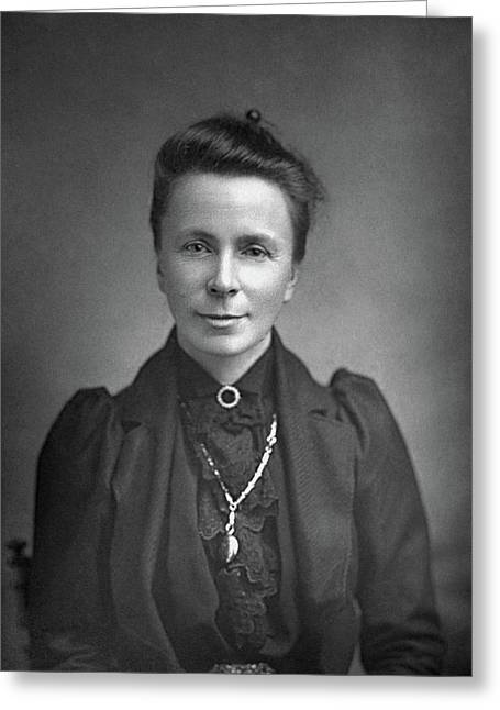 Sophie Bryant (1850-1922) Greeting Card