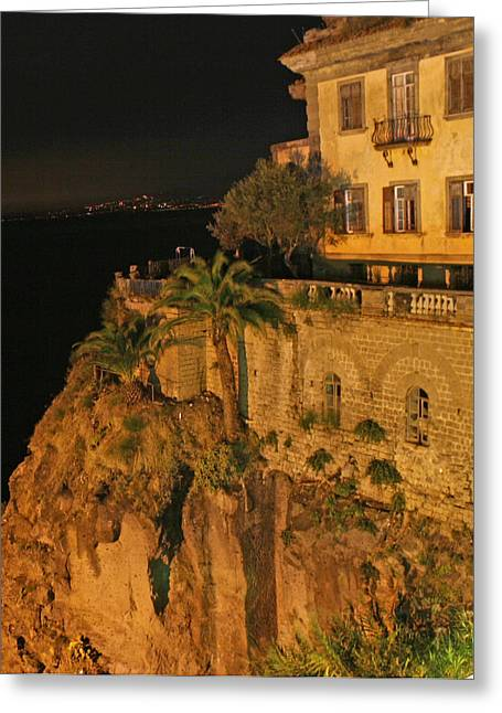 Sorrento Italy Greeting Card
