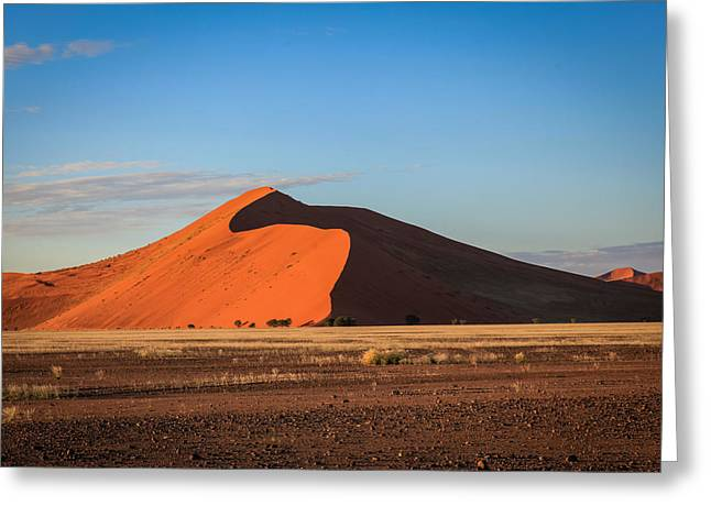 Sossusvlei Dune 45 Greeting Card