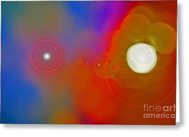 Soul Birth Series Fertilization Greeting Card