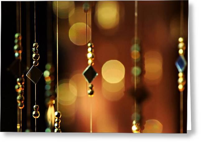 Soul Mirror Greeting Card by Suradej Chuephanich