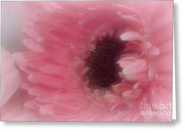 Soulful Greeting Card by Mary Lou Chmura