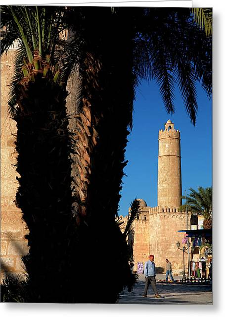 Sousse Greeting Card by Lucas Vallecillos - Vwpics