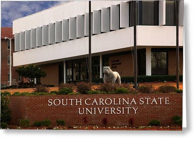 South Carolina State University 2 Greeting Card