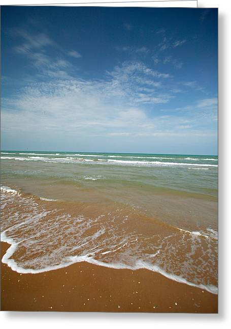 South Padre Island Greeting Card