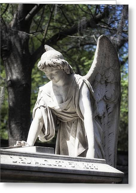 Southern Angel I Greeting Card