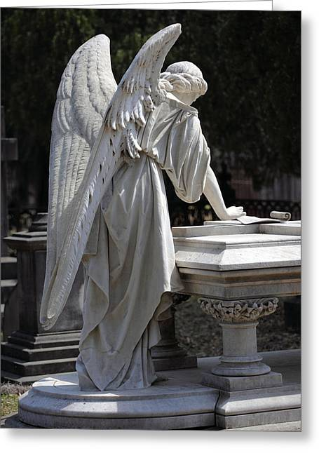 Southern Angel V Greeting Card