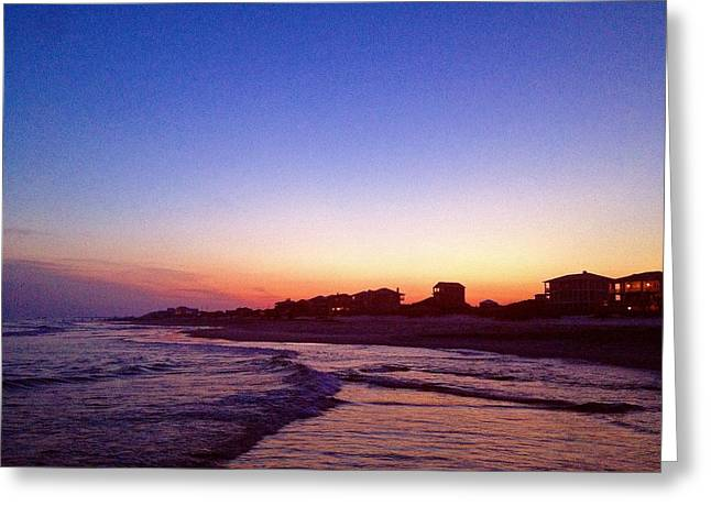 Southern Waters IIi Greeting Card