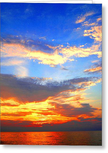 Southhaven Sky Greeting Card
