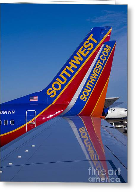 Southwest Greeting Card by Steven Ralser