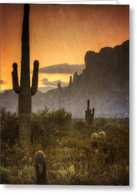 Southwestern Style  Greeting Card