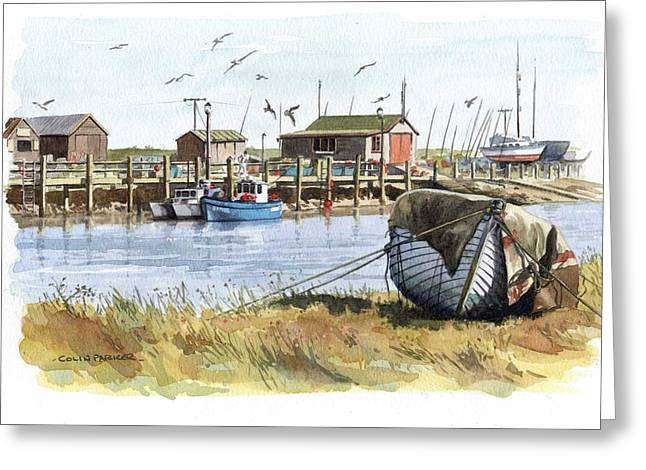 Southwold Greeting Card