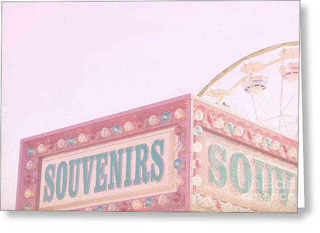 Souvenirs Greeting Card