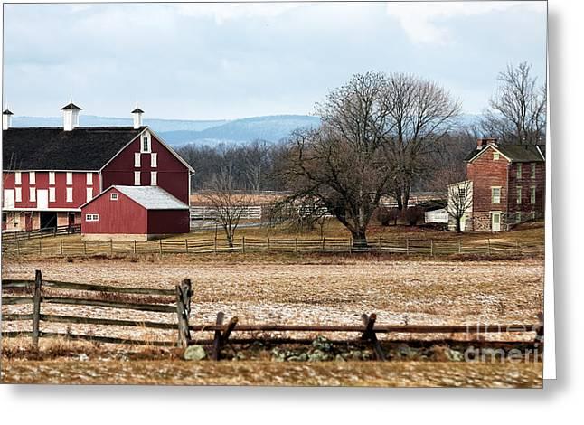 Spangler's Farm Greeting Card