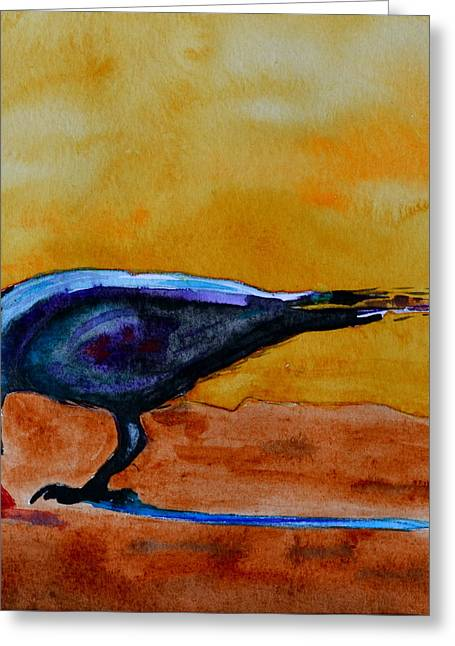 Special Treat Greeting Card by Beverley Harper Tinsley