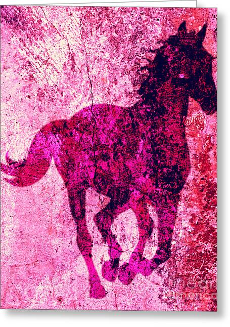 Spirit Equus  Greeting Card