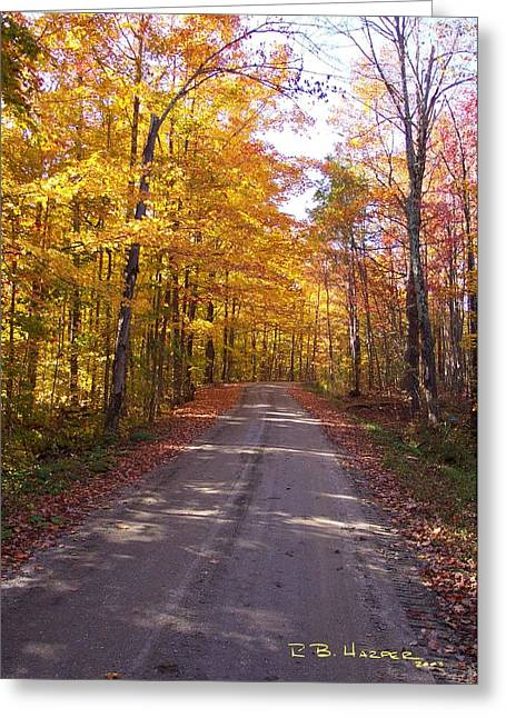 Spooner Road Greeting Card