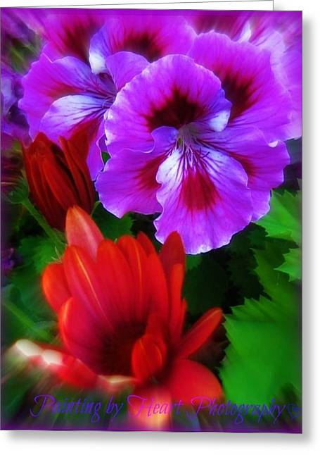 Greeting Card featuring the photograph Spring by Deahn      Benware