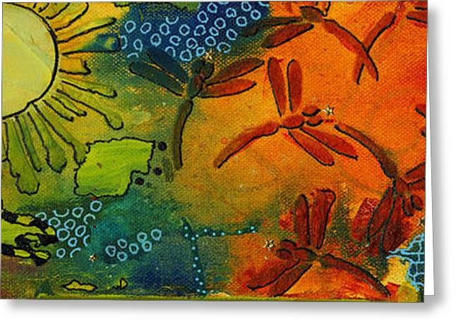 Spring In Full Effect Greeting Card