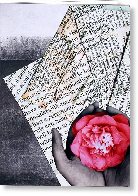 Spring Time Greeting Card by Irena Orlov-Natalia Bereznyuk