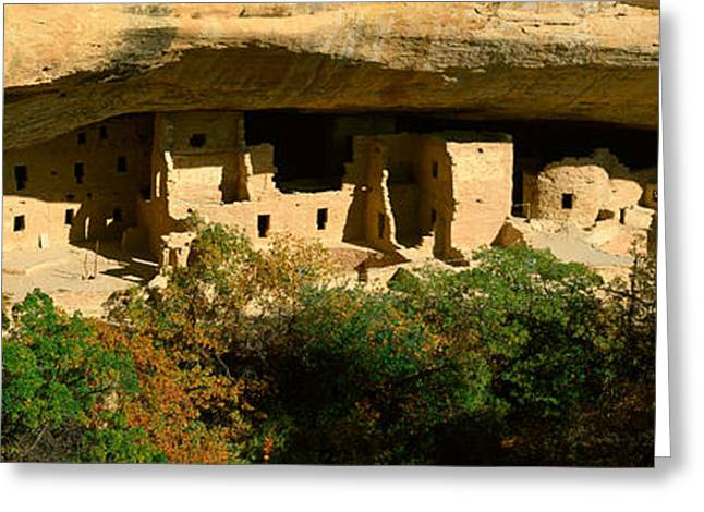 Spruce Tree House, Mesa Verde National Greeting Card