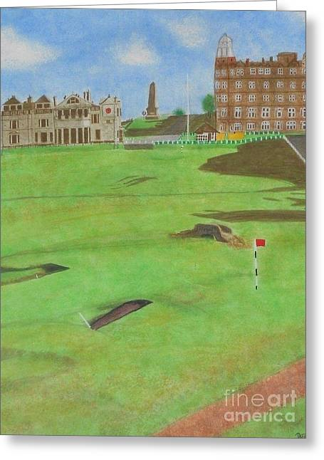 St. Andrews Greeting Card