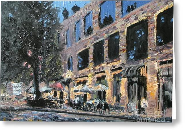 St. Anthony Main Greeting Card