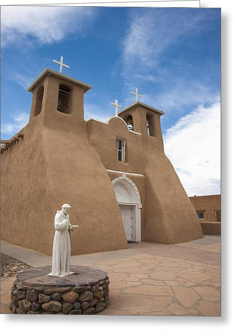 St. Francis #1 Greeting Card