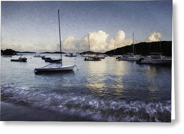 St. John's Bay Greeting Card