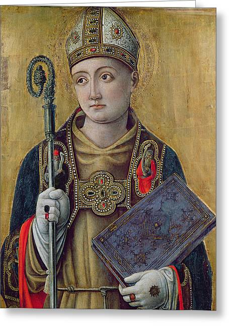 St. Louis Of Toulouse Greeting Card