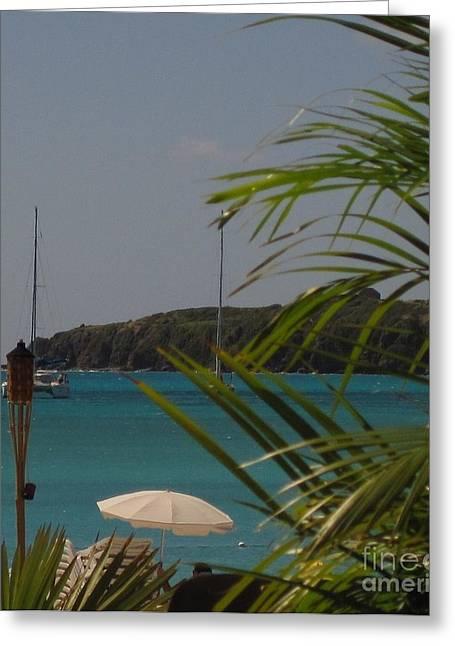 St Maarten II Greeting Card