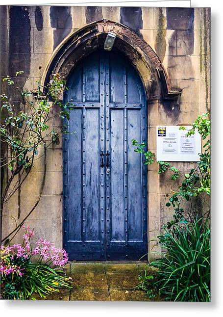 St. Mary De Lode Church Greeting Card by Paul Tully