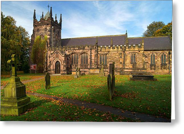 St Mary Magdalene Church Greeting Card