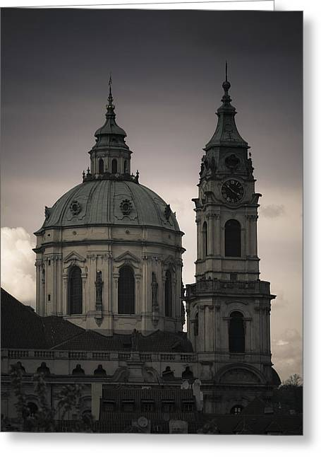 St. Nicholas Church Greeting Card