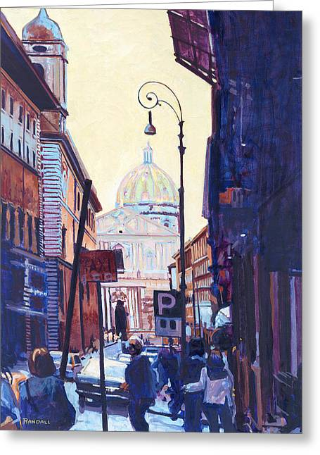 St. Peters Greeting Card